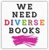 WeNeedDiverseBooks Logo